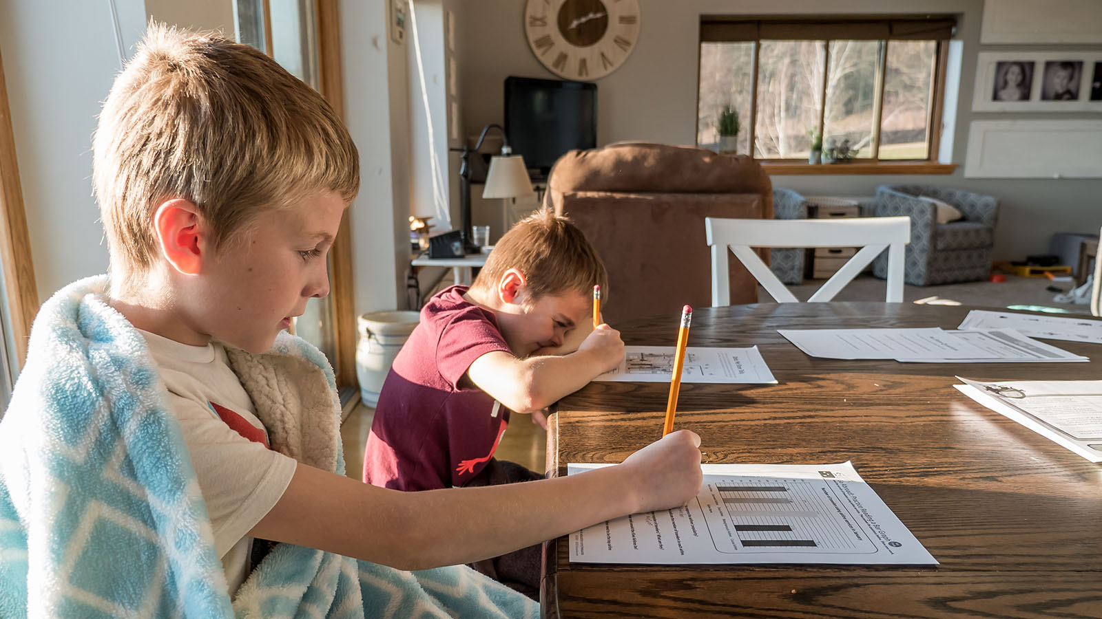 Five Tips to Stay Organized When Homeschooling Your Kids